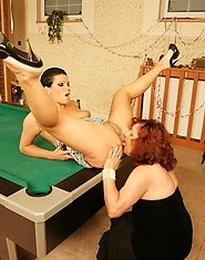 This kinky mama loves to get her hands on a hot teen