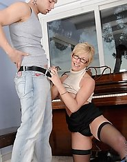 Horny Anilos instructor Chanel loves getting pounded by a hot student