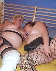 Two mature sluts licking and doing eachoher