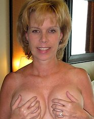 milfs with big boobs love creampie